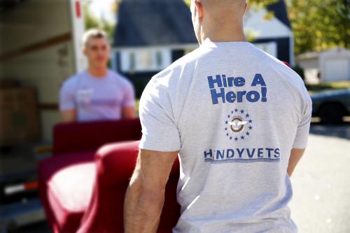 HandyVet Reliable Service-On-Demand Website'