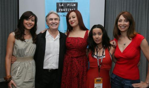 Janeane Garofolo in Autumn Teneyl Designs LA Film Festival'
