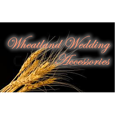 WheatlandWeddingAccessories.com Logo
