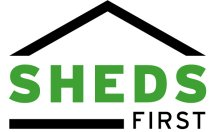 sheds first'
