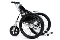 A Trekinetic K2 All Terrain Wheelchair!