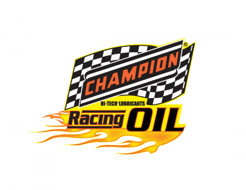 Champion Racing Logo'