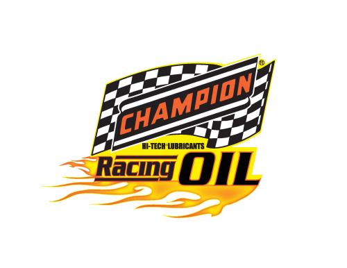 Champion Racing Logo'