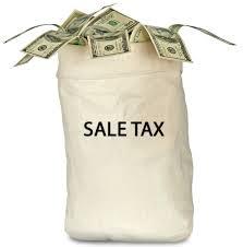 sales tax'
