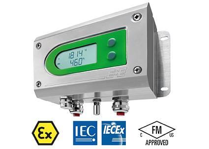 EE300Ex Humidity & Temperature Transmitter'