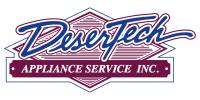 DeserTech Appliance Service Logo