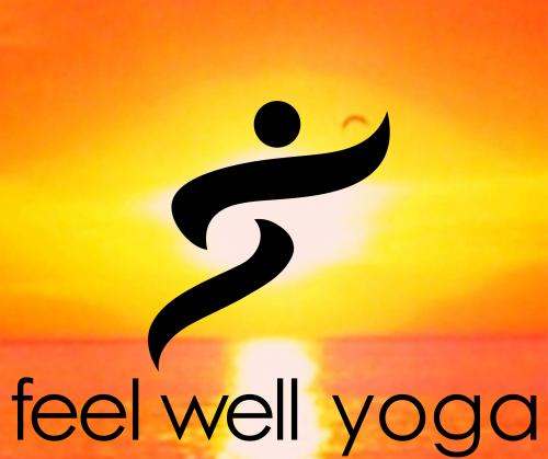 Company Logo For Feel Well Yoga'