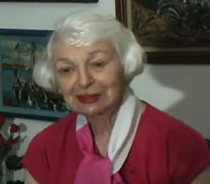 Agi Kreissler recounts her experience in the Holocaust'