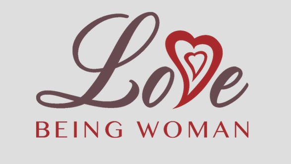 Love Being Woman Logo