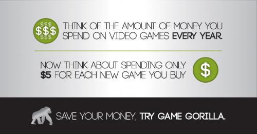 Game Gorilla Infographic'