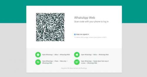 whatsapp for pc'