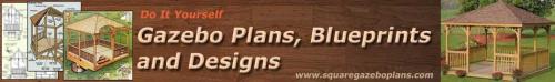 Gazebo Building Plans'