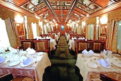 Luxury Train'
