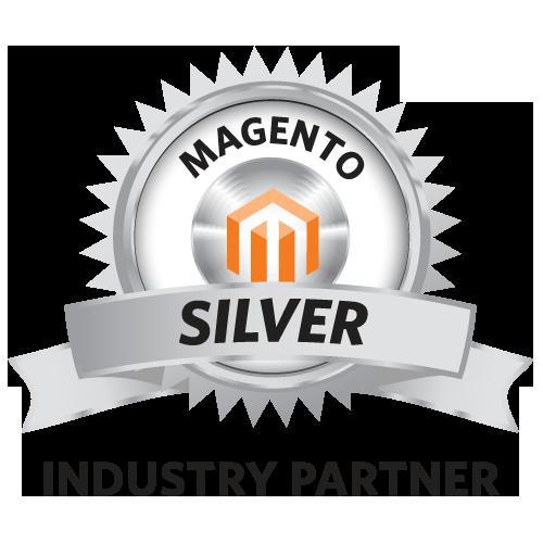 Magento Silver Industry Partner'