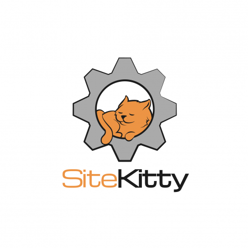 Company Logo For SiteKitty'