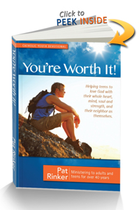 You're Worth It! - A Scripture Devotional Helping Teens'