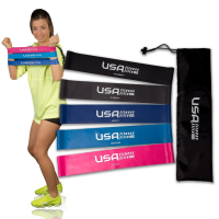 USA Fitness Elite Resistance Loop Bands
