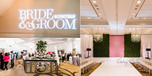 WASHINGTONIAN BRIDE & GROOM MAGAZINE UNVEILED 2015 O'