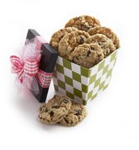 Oatmeal Raisin Cookies'