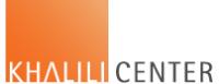 Khalili Center Logo