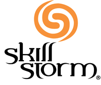Logo for SkillStorm'