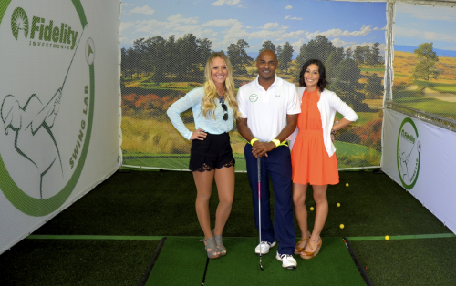 Fidelity Swing Lab PGA Tour's Waste Management Phoenix'