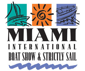 The THERAPY-IV Promotes Miami International Boat Show'