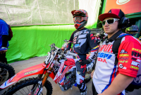 GPI Introduces Motocross Team