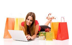 online shopping'