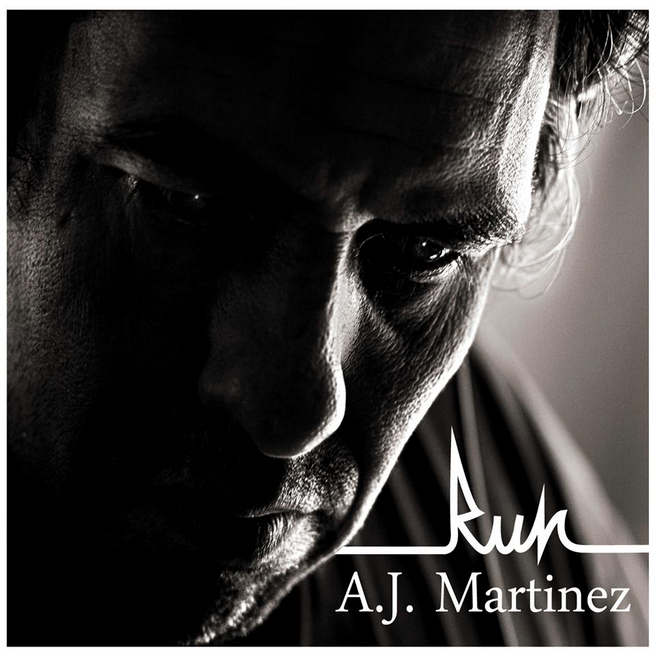 """Run"" by A.J. Martinez"