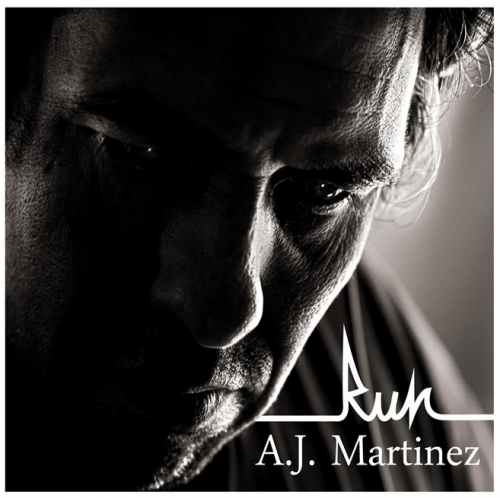 """Run"" by A.J. Martinez'"