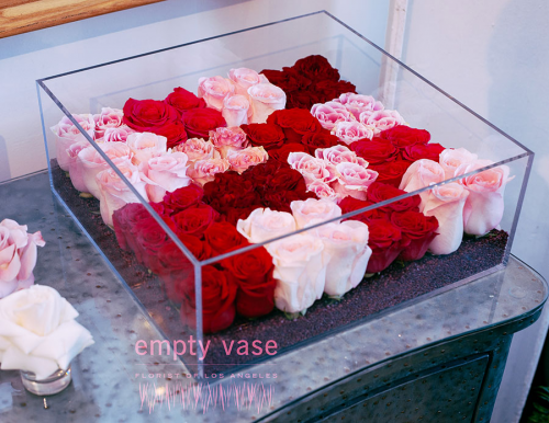 Custom Rose Bouquets in Los Angeles by Empty Vase'