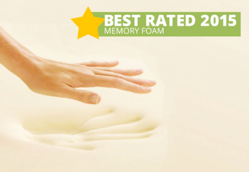 Best-Rated Memory Foam Mattresses of 2015 Report'