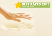Best-Rated Memory Foam Mattresses of 2015 Report