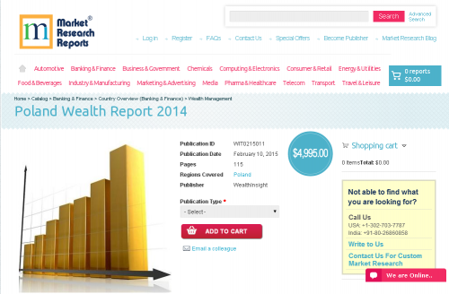 Poland Wealth Report 2014'
