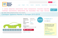 Conveyor Systems Market in Europe 2015-2019
