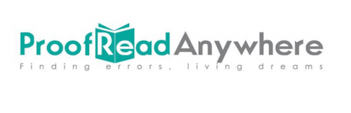 Company Logo For Proofread Anywhere'