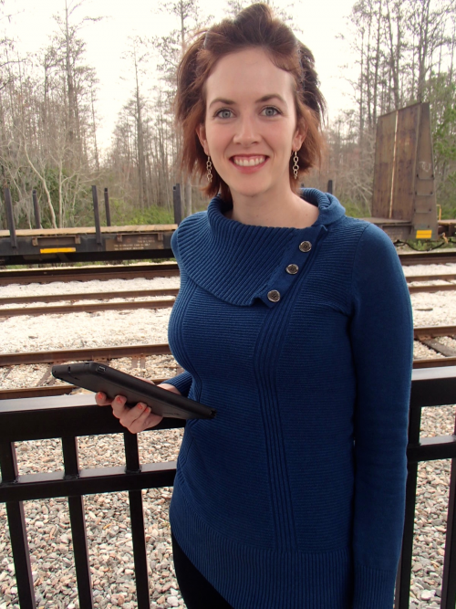 Caitlin Pyle, Founder of Proofread Anywhere'
