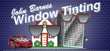 Company Logo For John Barnes Window Tinting'