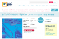 Global Solid State Relay Industry Market 2015