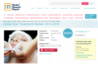 Global Scar Treatment Market 2015 - 2019