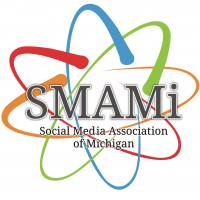Social Media Association of Michigan Logo