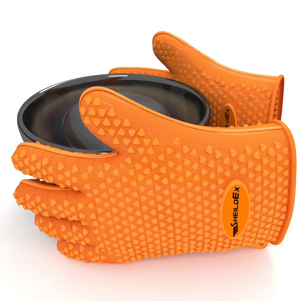 SheildEx Grilling Gloves