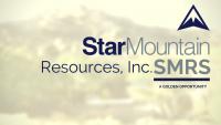Star Mountain Resources Corp. Logo