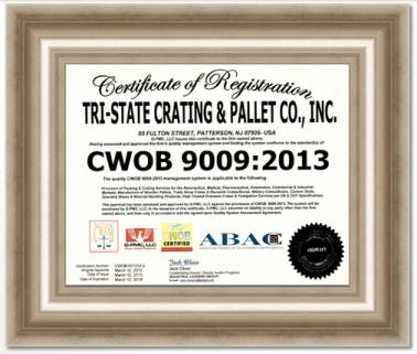 Tri-State Crating & Pallet'