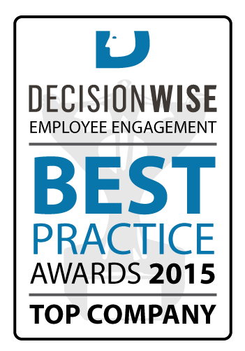 Employee Engagement Best Practice Award