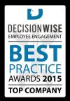 Employee Engagement Best Practice Award'