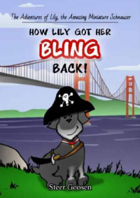 'How Lily Got Her Bling Back!' - English Cover