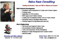 Reino Race Consulting - Introduction