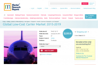 Global Low-Cost Carrier Market 2015 - 2019